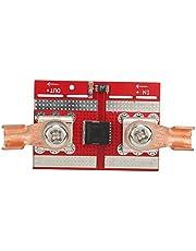 Hyuduo1 Diodo de Carga de batería Solar, Controlador de diodo de Placa Anti-reflujo de Alta Potencia 50A DC 9V-70V