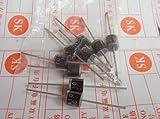 SODIAL (R) 10 pezzi cassa in plastica stampata 1000V 10A Diodi raddrizzatori 10A10...
