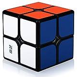 Cubo Magico 2x2 2x2x2 Speed Cube Puzzle Cubo de la Velocidad Niños Juguetes Educativos, Pegatinas de PVC