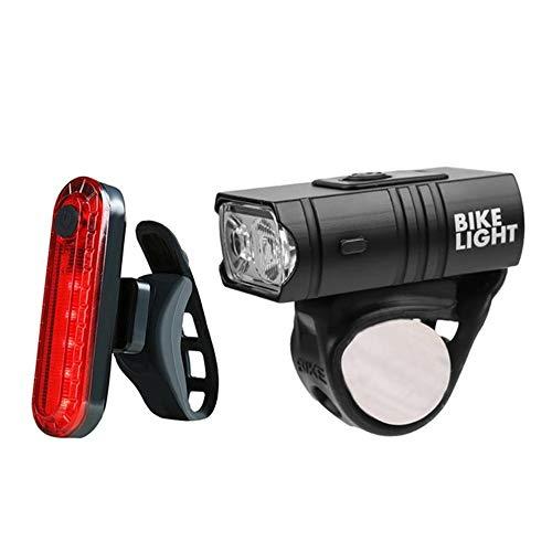 HANYF LED-Fahrradleuchte, 800 Lumen,...