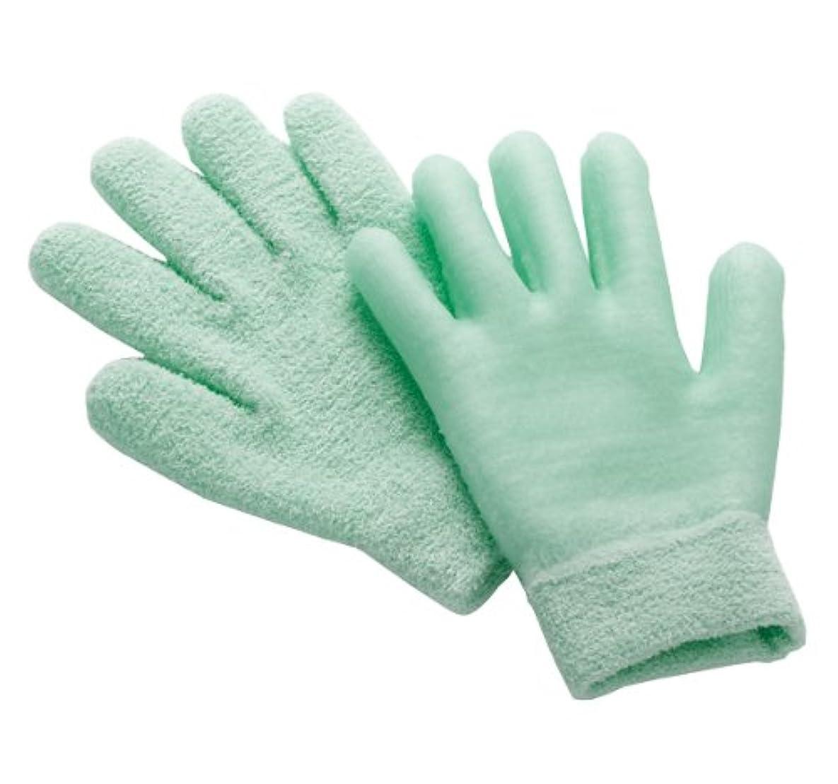お願いします謙虚な編集する眠れる森のぷるジェル手袋 グリーン