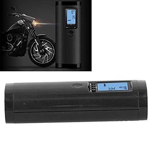Eosnow Inflador de neumáticos, práctico, fácil de Transportar, Bomba de Aire eléctrica de Amplia aplicación para automóviles y Motocicletas
