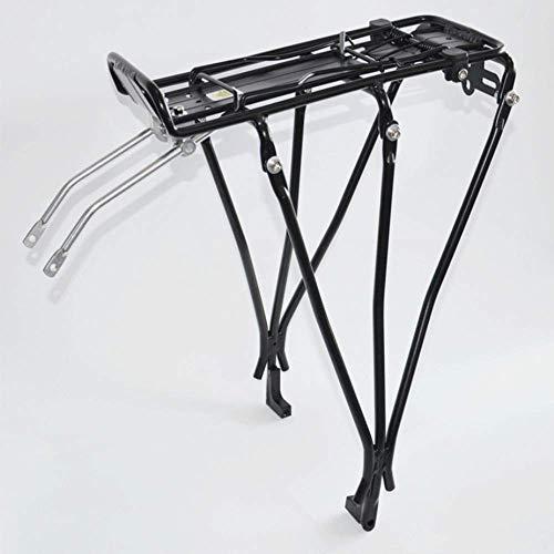 MLHJ Mountainbike schijfremplank, zadelpen bagagedrager, drager, sterke draagvermogen, stabiel en stevig, verstelbaar voor mountainbike
