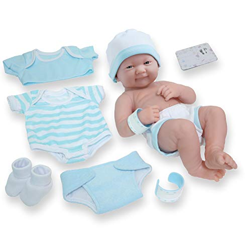 8 piece Layette Baby Doll Gift Set | JC...