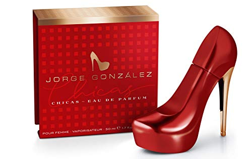 JORGE GONZÁLEZ by GLAMOUR & HEELS – CHICAS 50ml EDP, Damenduft