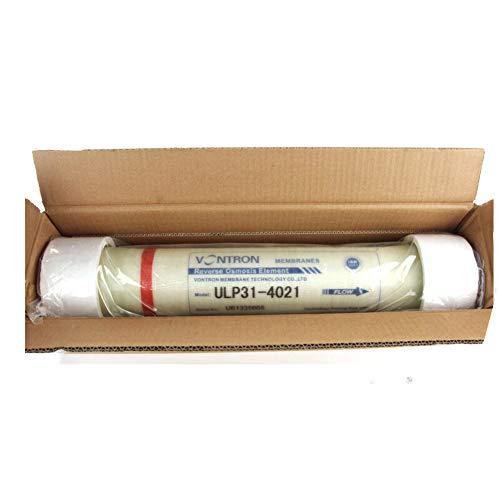 """LZH FILTER ULP31-4021 Industrie Umkehrosmose Membran für Brackwasser, 850 GPD (4"""" x 21"""")"""
