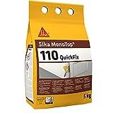 Sika Monotop 110 QuickFix, Malta pronta a presa rapida, 5kg
