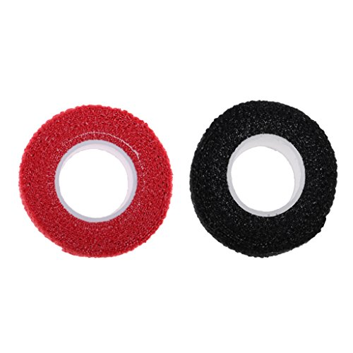 D DOLITY 2 Rollen Sport Golf Finger Tape Schutzbandage Für Linke und Rechte Hände - 3