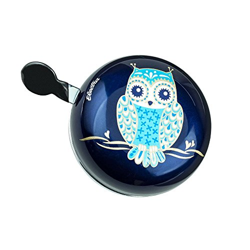 Electra Ding-Dong Glocke Night Owl