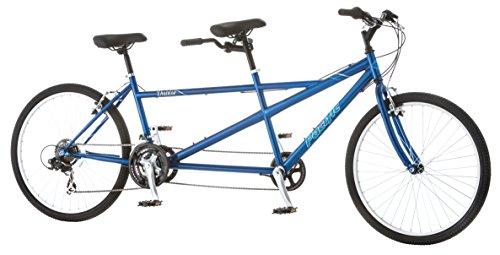 Pacific Dualie Tandem Bike, 26-Inch Wheels