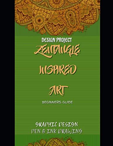 Zentangle Inspired Art Beginners Guide Design Project