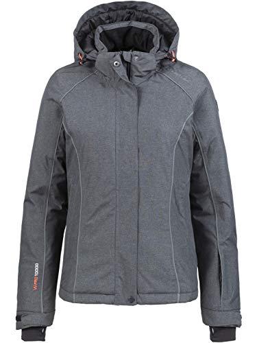 Whistler Damen Skijacke Noko mit W-PRO 10000 mm Wassersäule grau, 44