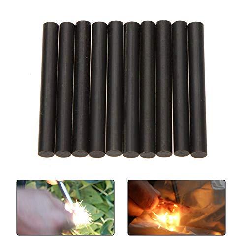Fantastic Deal! Ferrocerium Rod Flint Fire Starter Lighter Magnesium Emergency Survival Tool Kit Fli...
