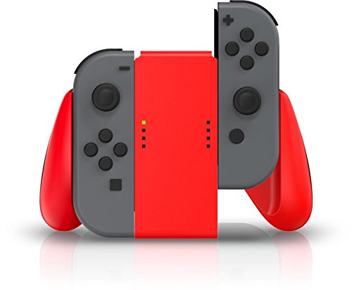 Nintendo Switch Joy Con Comfort Grip (Red) [Importación Inglesa ...