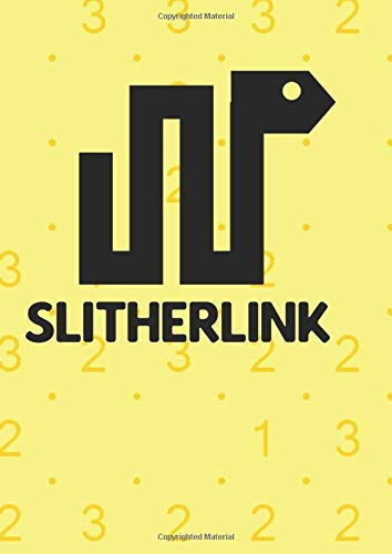 Slitherlink: 120 Easy To Master Sli-Lin Logic Puzzles For Kids And Adults Using A 7x7 Grid