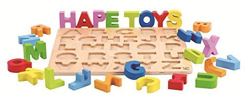 Puzzle Letras  marca Hape
