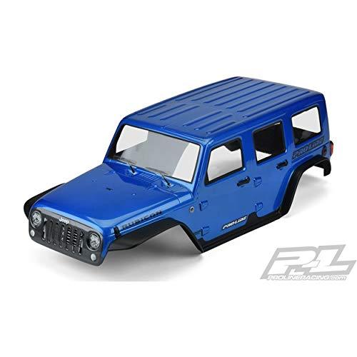 "Pro-line Racing Jeep Wrangler Unllimited, Rubicon Blue: 12.8"" WB TRX-4"