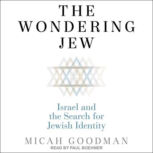 The Wondering Jew cover art