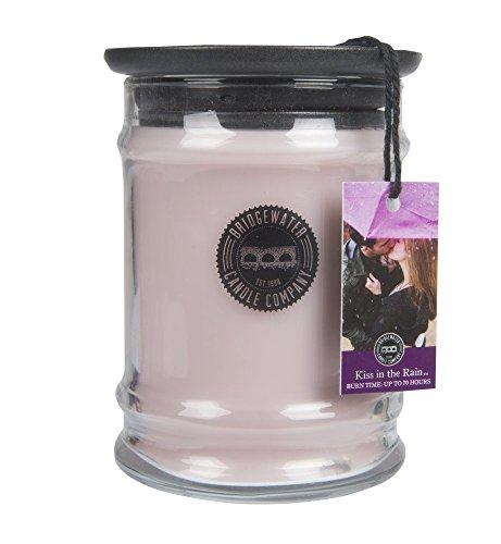Bridgewater Candle Bougie parfumée Jar S – Kiss in the rain de 250 g