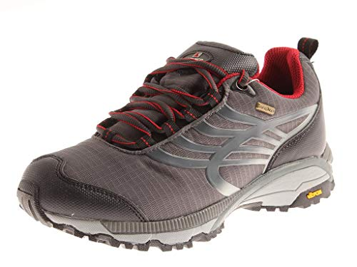Lackner Wanderschuhe Trekkingschuhe Lederschuhe Leder Schuhe Revolution Anthrazit EU 37 UK 4