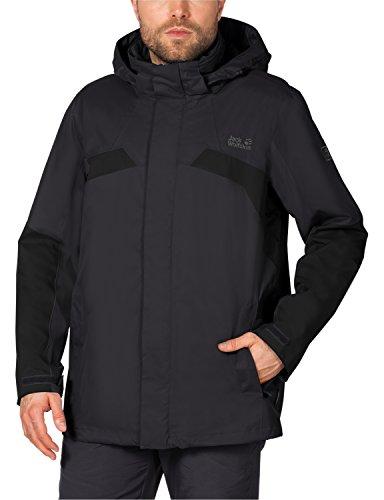Jack Wolfskin Topaz II weerbestendige jas voor heren