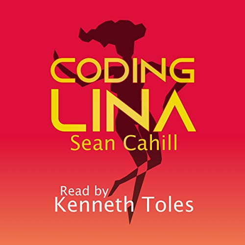 Coding Lina audiobook cover art
