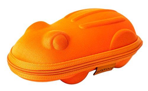 Yoccoes Yoccoes Designs Brillenetuis Für Kinder - Orange Frosch