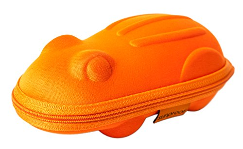 Yoccoes Accessories 202 Orange Frog Sunglasses