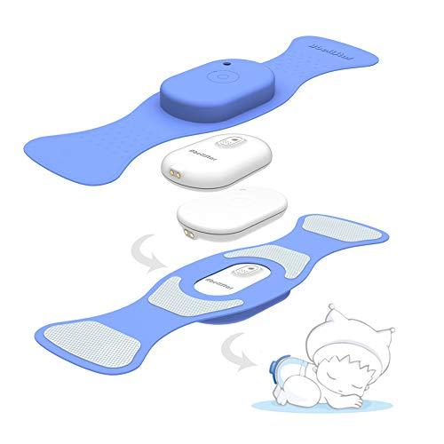 ZZYYZZ Bedwetting Alarm Baby Diaper Alarm Child Anti-wetting Bed Artifact for Potty Training,Blue