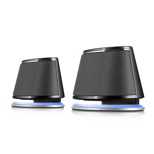 Satechi Dual Sonic Speaker 2.0 Channel Computer Speakers for...