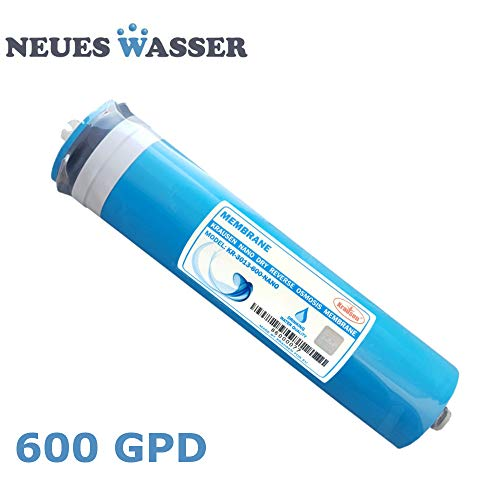 Neues Wasser Group Membrane 600 GPD Umkehrosmose-Membrane 3013-600 für Osmoseanlagen Umkehrosmose