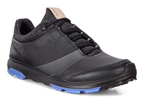 Ecco 125503, Chaussures de Golf Femme - Noir - Black Racer,...