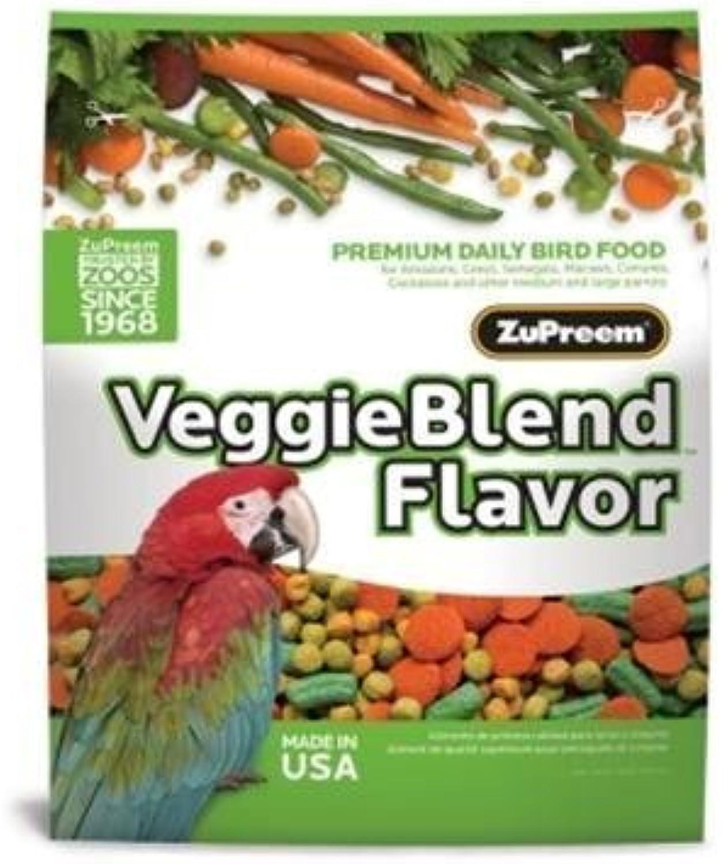Premium Nutritional Products Veggie Blend Bird Food 17.5 Lb by ZuPreem