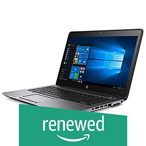 (Renewed) HP Probook 820G1-i5-8 GB-512 GB 12-inch Laptop (Core-i5/8GB/512GB SSD/Windows 10/Integrated Graphics), Black
