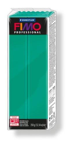 Staedtler Fimoâ Professional Pain Pâte à modeler 350 g Vert Pur