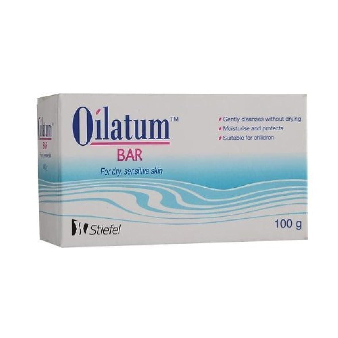 用心する歪める部門Oilatum Soap Bar 100g/1pack by BB MARKET