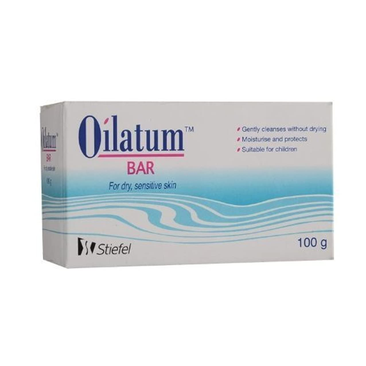 番号擬人化名前を作るOilatum Soap Bar 100g/1pack by BB MARKET