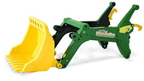 Rolly Toys rollyTrac Lader Frontlader (für Kinder von 3-10 Jahre, für RollyToys Fahrzeuge, einfache Montage) 409396
