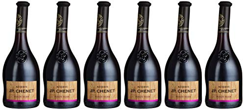 JP Chenet Vin de France Pinot Noir (6 x 0.75 l)