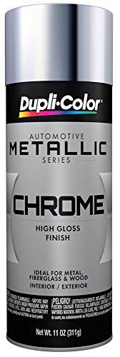 Price comparison product image Dupli-Color ECS101007 Chrome Instant Enamel Spray - 11 oz.