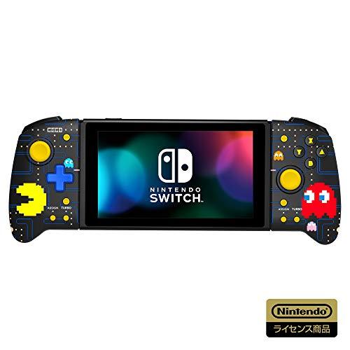 【任天堂ライセンス商品】グリップコントローラー for Nintendo Switch PAC-MAN【Nintendo Switch対応】