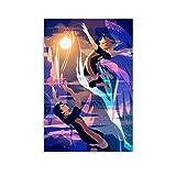 xingqisi Poster und Wandkunst, Volleyball, Anime, Hinata,