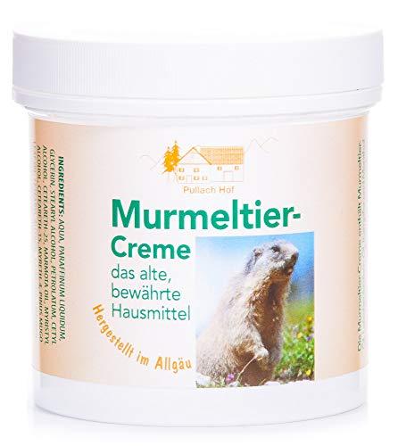 Murmeltier Creme