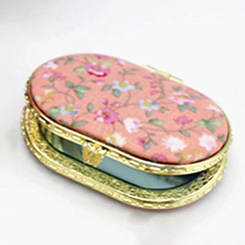 1 Piece Mini Makeup Compact Pocket Mirror OR3
