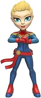 FUNKO Rock Candy: Marvel - Captain Marvel
