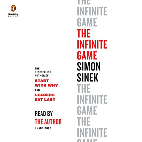 Page de couverture de The Infinite Game