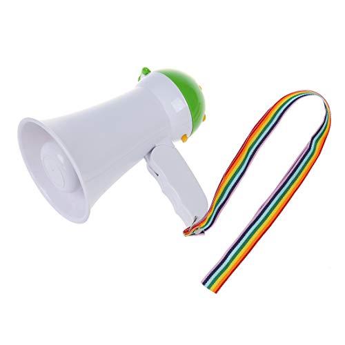 Basage Krachtige Megafoon Loud Hailer Speaker Hoorn & Volume Controle