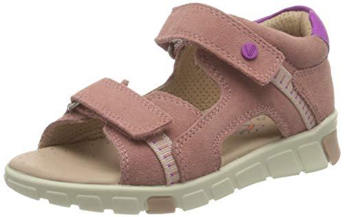 ECCO Baby-Mädchen Mini Stride Flat Sandal, Rosa(Damask Rose), 26 EU