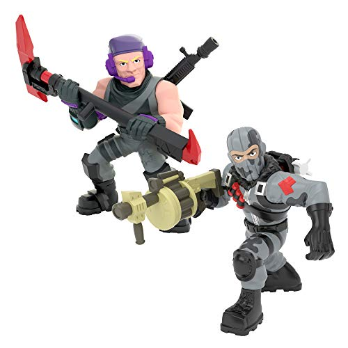 Fortnite Battle Royale Collection: Sub Commander & Havoc Twitch Prime 2 Pack of Action Figures (Amazon Exclusive) JungleDealsBlog.com