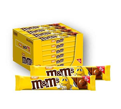 M&M's Barretta Peanut Al Cioccolato Con Arachidi - 816 g